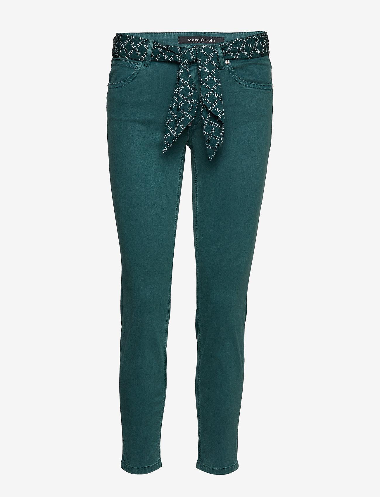 Marc O'Polo - Jeans - skinny jeans - dusky emerald - 0