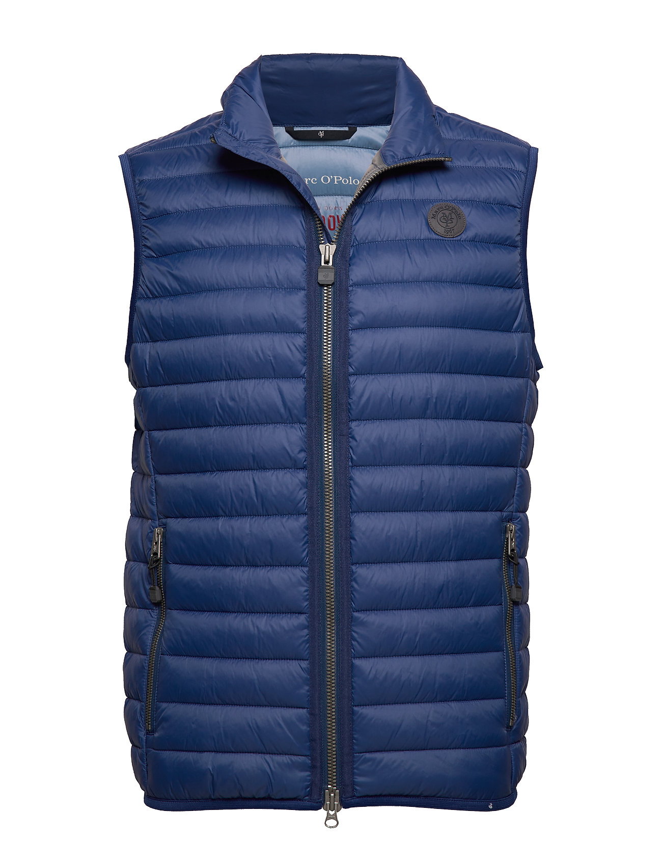 Marc O'Polo SDND Vest, regular fit, sleeveless, - NAVY PEONY