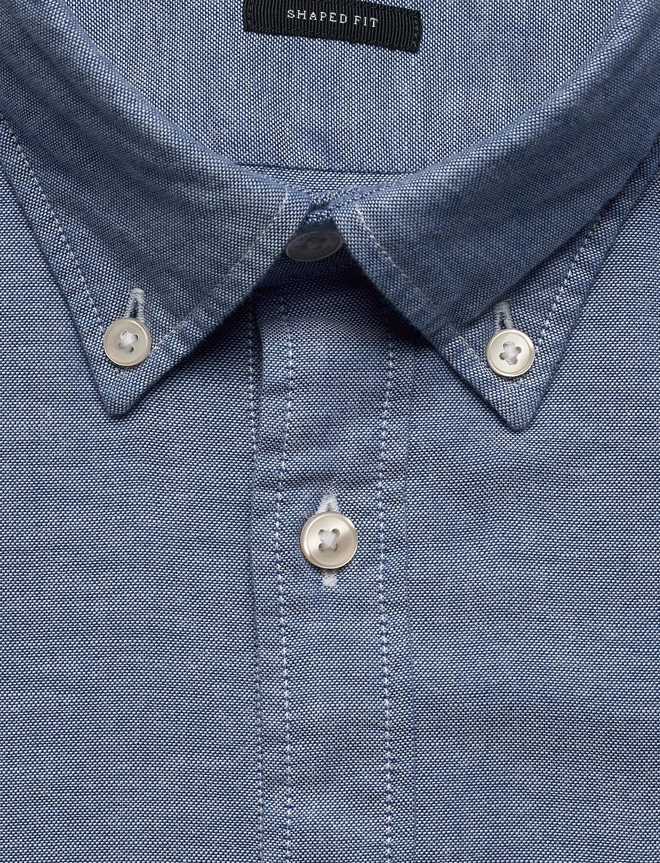 Marc O'Polo Button down long sleeve stitching- Chemises blp9Uj7g 4iyhQ sRtIZf3v