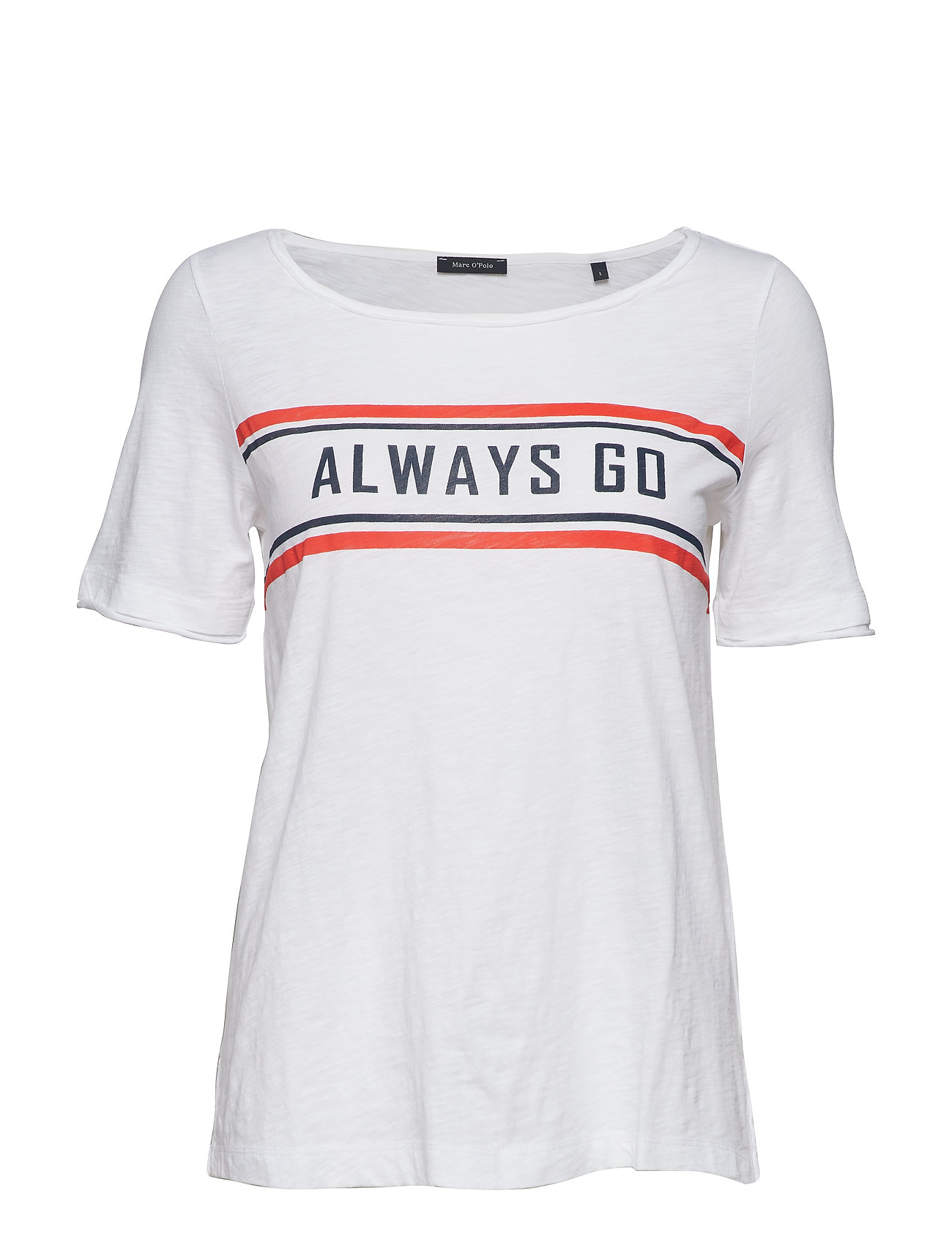 Marc O'Polo T-shirt Short Sleeve - COMBO JERSEY