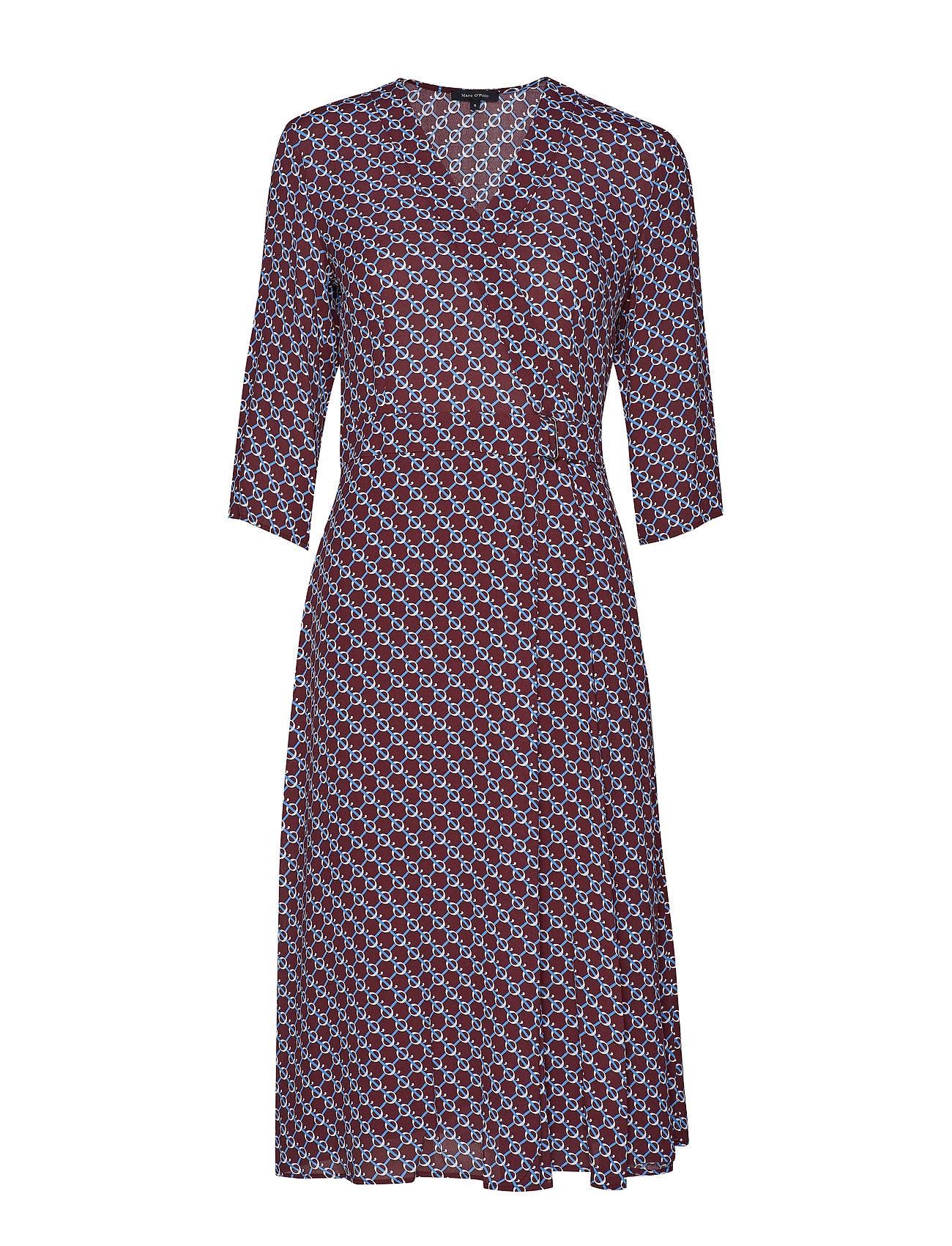 Marc O'Polo Wrap Style Dress - COMBO