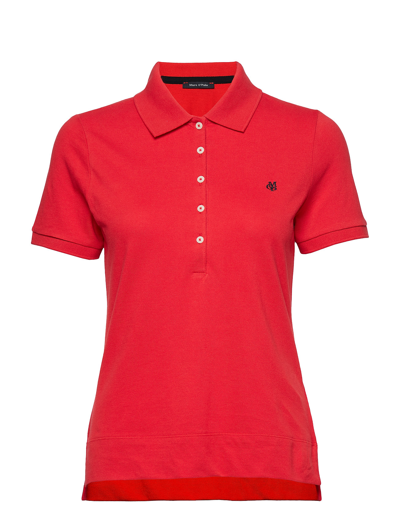 Marc O'Polo Polo Shirt - FRESH ROSE HIP