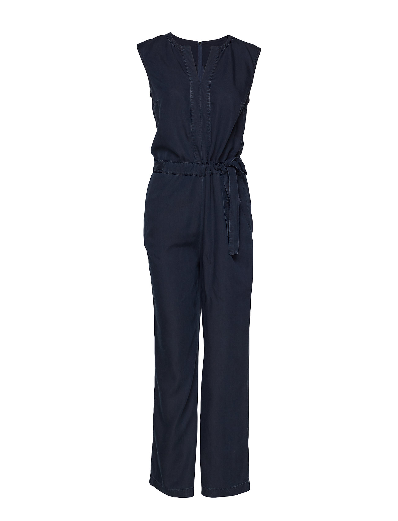 Marc O'Polo Sleeveless Overall - BLUE BLUE DENIM