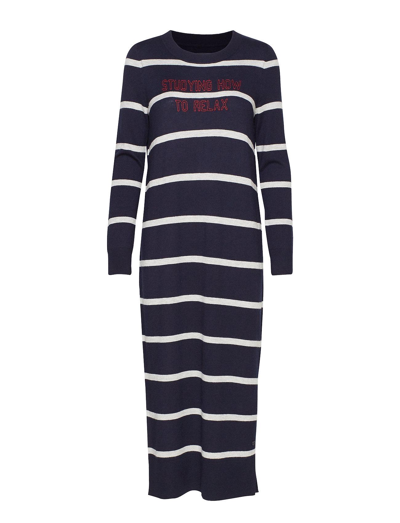 Marc O'Polo Heavy Knit Dress - COMBO