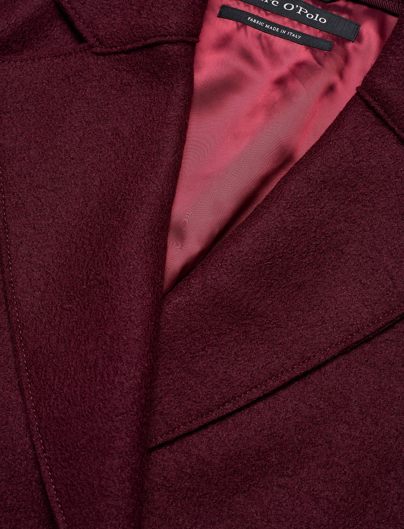 Heavy Knit Outdoor (Deep Merlot) (2489.40 kr) - Marc O'Polo