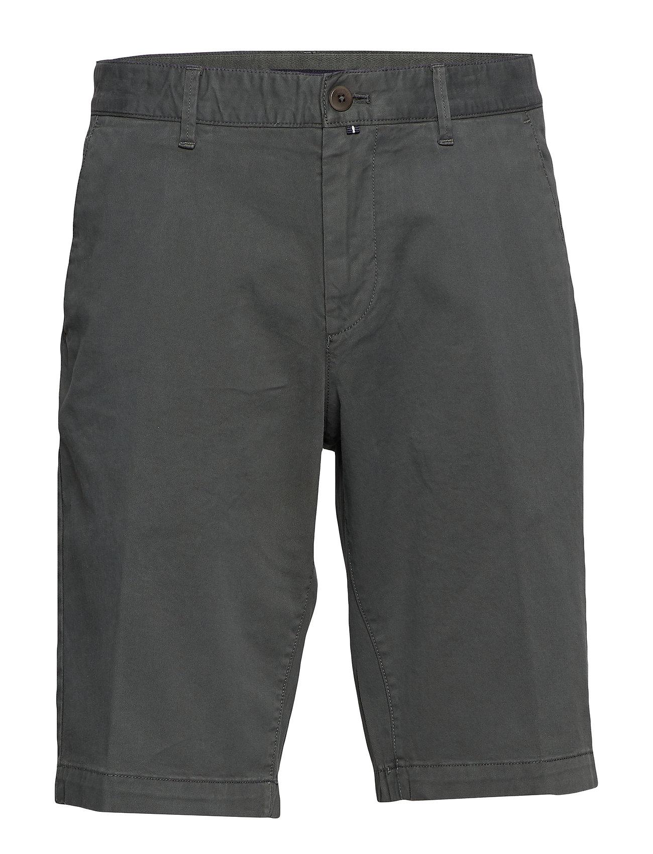 Marc O'Polo Woven Shorts - MANGROVE