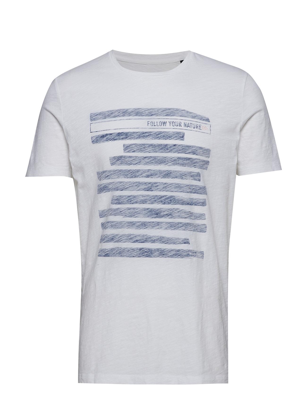 T Short shirt T shirt SleevewhiteMarc T SleevewhiteMarc Short O'polo O'polo EDWH2Ye9Ib