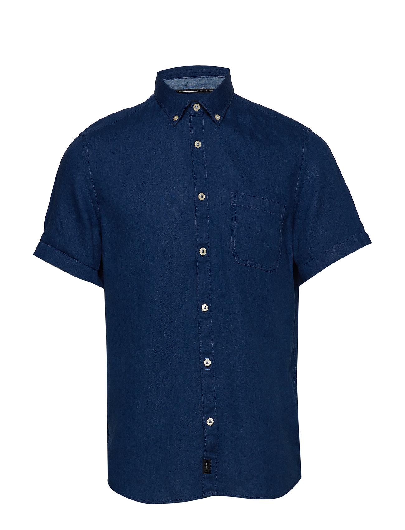 Marc O'Polo Shirt - ESTATE BLUE