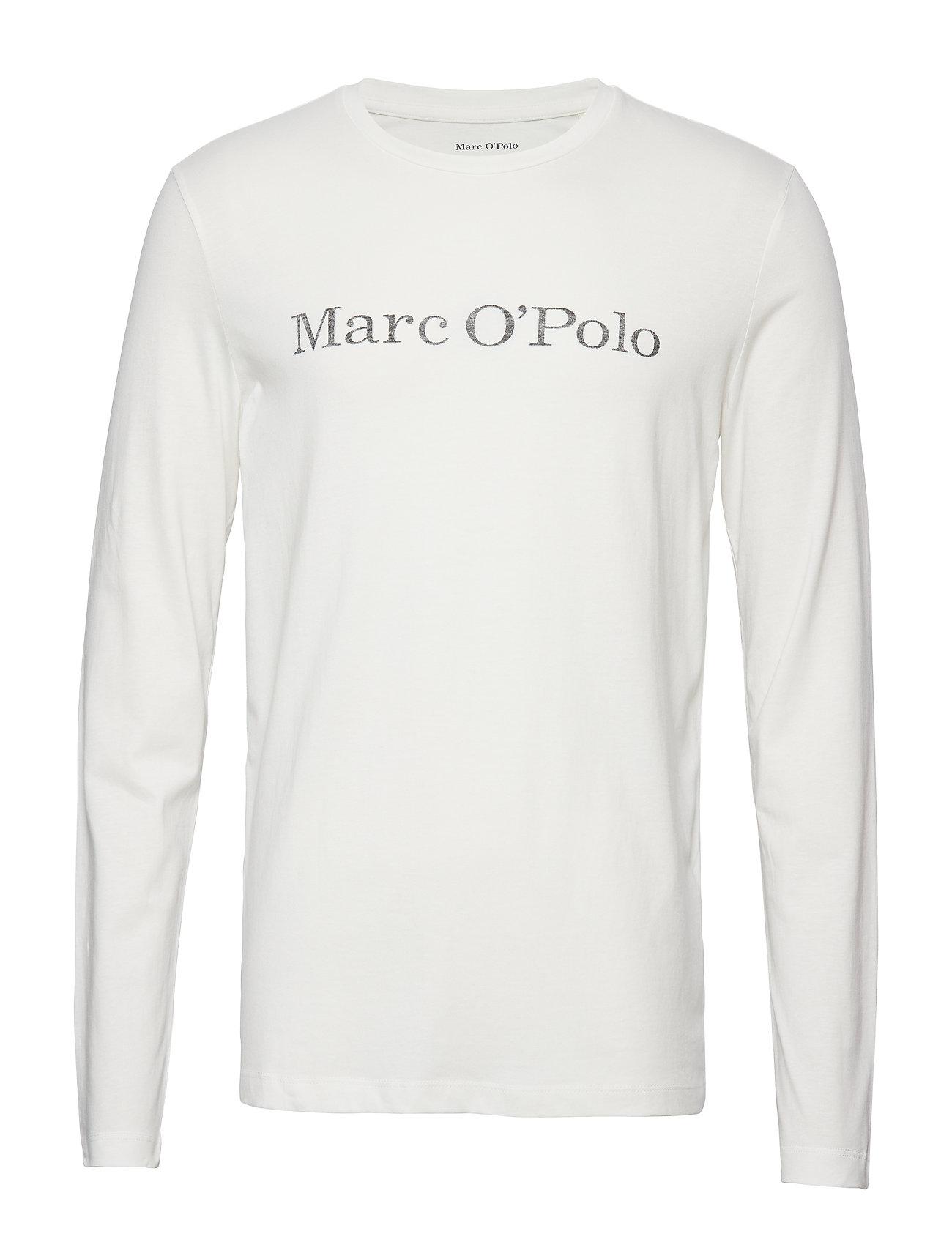 Marc O'Polo T-shirt Long Sleeve - EGG WHITE