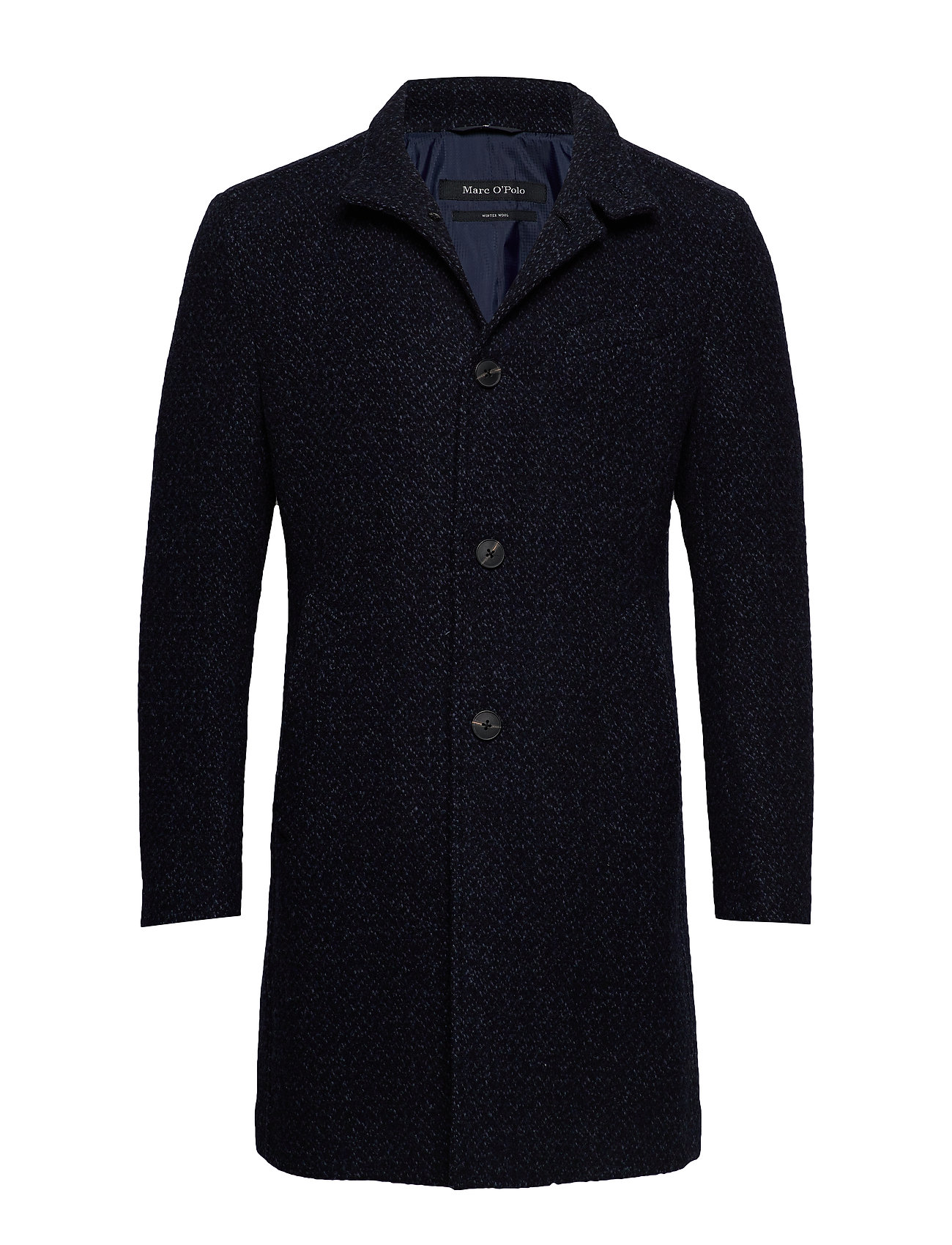 Marc O'Polo Coat, regular fit, long sleeve, sta - TOTAL ECLIPSE