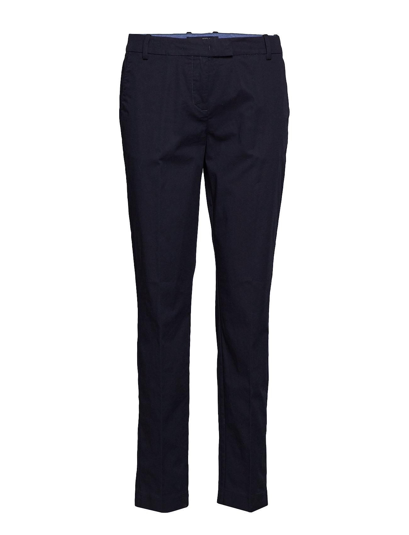 Marc O'Polo Woven Pants - THUNDER BLUE