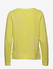 Marc O'Polo - Sweat-shirt, gmt dye, MOP print at - sweatshirts - juicy lime - 1