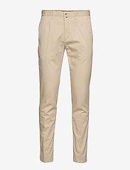 Marc O'Polo - Pants - pantalons chino - moonbeam - 0