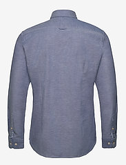 Marc O'Polo - Button down, long sleeve, stitching - chemises basiques - multi/mazarine blue - 1