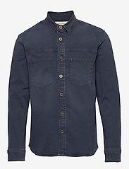 Marc O'Polo - DENIM SHIRT - chemises en jean - black iris - 0