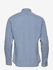 Marc O'Polo - Band collar,long sleeve, denim styl - podstawowe koszulki - multi/airblue - 1