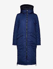 Marc O'Polo - Big puffer coat - dynefrakke - midnight blue - 5