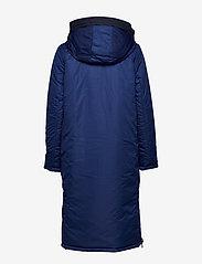 Marc O'Polo - Big puffer coat - dynefrakke - midnight blue - 6