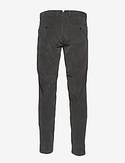 Marc O'Polo - Woven Pants - pantalons chino - gray pinstripe - 1