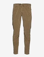 Marc O'Polo - Woven Pants - pantalons chino - sepia tint - 0