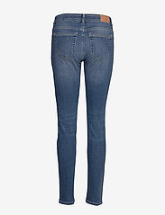 Marc O'Polo - DENIM TROUSERS - slim jeans - play with blue wash - 1