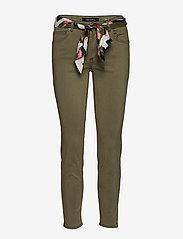 Jeans - BURNT OLIVE