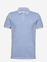 Marc O'Polo - Polo Short Sleeve - polos à manches courtes - airblue - 0