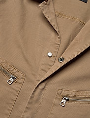 Marc O'Polo - Overall, workwear inspired, shirt c - buksedragter - mild tobacco - 2