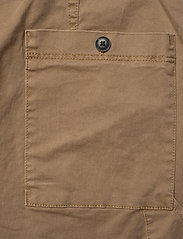 Marc O'Polo - Overall, workwear inspired, shirt c - buksedragter - mild tobacco - 5