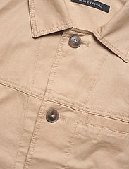 Marc O'Polo - Shirt jacket, slim fit, shirt colla - lette jakker - swedish pine - 2