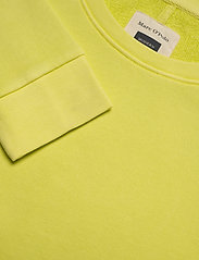 Marc O'Polo - Sweat-shirt, gmt dye, MOP print at - sweatshirts - juicy lime - 2
