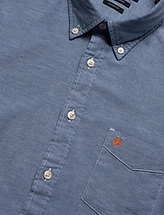 Marc O'Polo - Button down, long sleeve, stitching - chemises basiques - multi/mazarine blue - 3