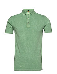 POLOS SHORT SLEEVE - DEEP GRASS GREEN
