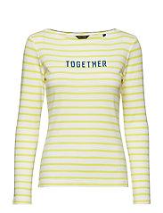 T-shirt Long Sleeve - COMBO JERSEY