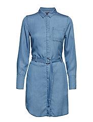 Dress, tunika style - BLUE CLOUD