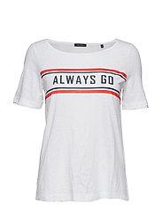 T-shirt, short-sleeve, chest pocket - COMBO JERSEY