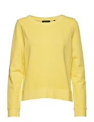SWEATSHIRTS - SPECTRA YELLOW