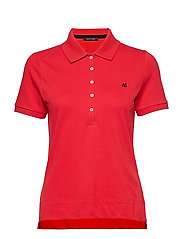 Polo Shirt - FRESH ROSE HIP
