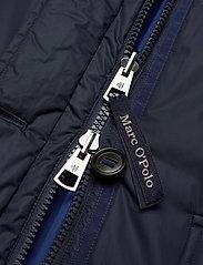 Marc O'Polo - Big puffer coat - dynefrakke - midnight blue - 9