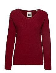 Pullover - LIGHT BEETROOT