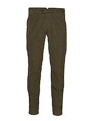 Woven Pants - GRAPE LEAF