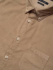Marc O'Polo - Shirt - chemises décontractées - sepia tint - 2
