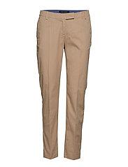 Woven Pants - TALL TEAK