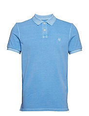 Polo short sleeve - AZURE BLUE