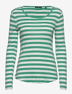 T-shirt Long Sleeve - t-shirts à rayures - combo