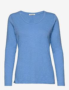 T-shirt long sleeve - hauts à manches longues - foggy sky
