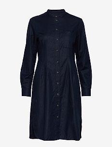 WOVEN DRESSES - skjortekjoler - night sky