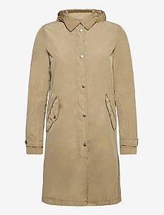 WOVEN COATS - light coats - swedish pine