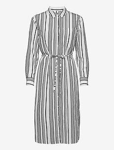 WOVEN DRESSES - skjortekjoler - multi/oyster white