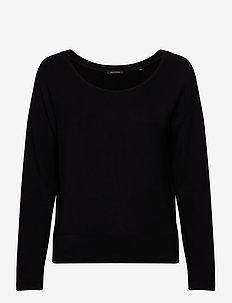 SWEATSHIRTS - sweatshirts - black